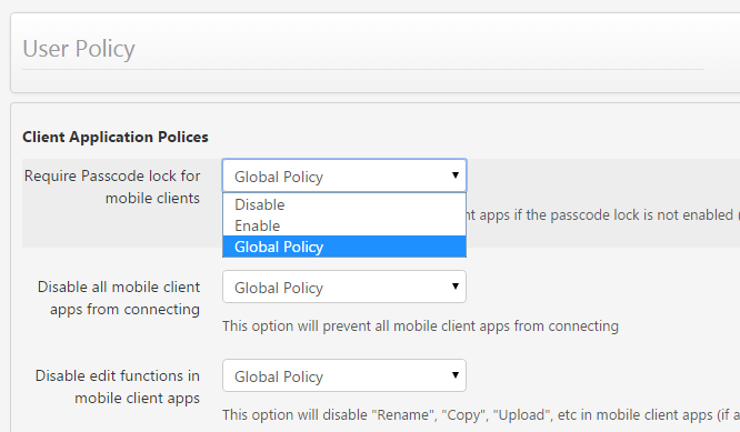 mobilepolicy