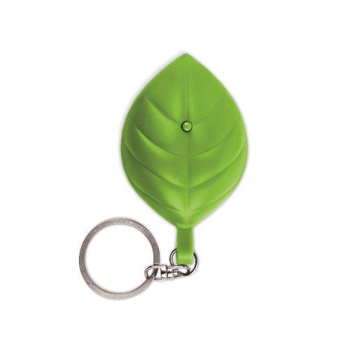 leaf solar flashlight