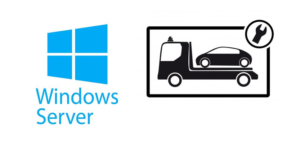 windows server recovery