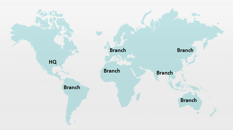 FileCloud ServerLink, Branch Office Access