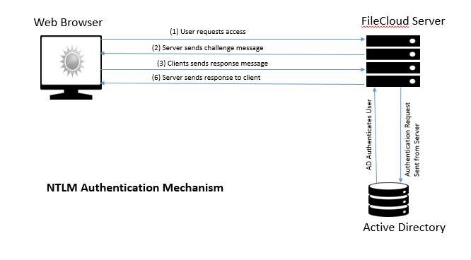 NTML Authentication