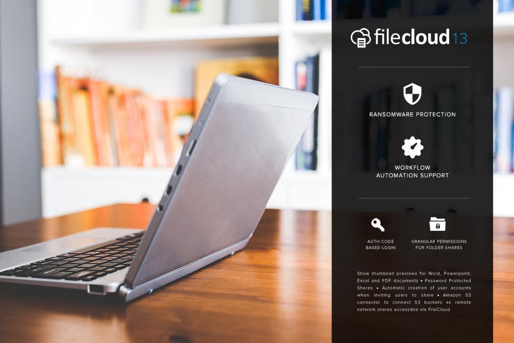 FileCloud v13 Launch